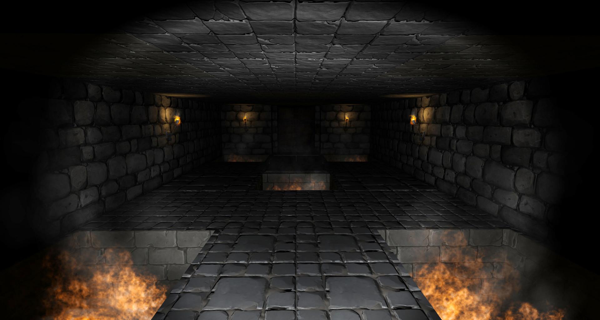 Dungeon, Crawler, Crystal, Rift, Oculus, VR